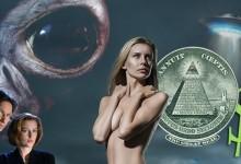 Управление взглядом зрителя или Всемирный заговор масонов-рептилоидов